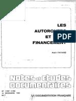 Les autoroutes et leur financement Alain FAYARD LaDocumentation Francaise 1980.pdf
