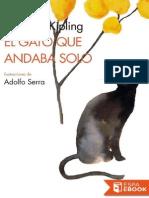 El gato que andaba solo - Rudyard Kipling.pdf