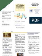 Plaquette de présentation du CDI