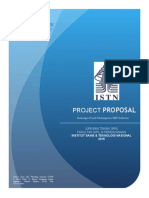Proposal Kunjungan Proyek Mrt