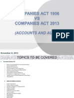 Presentation on Accounts and Audit_CA 2013