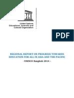 Efa Report Gem 2014