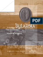 THE 2011 bylazora EXCAVATION