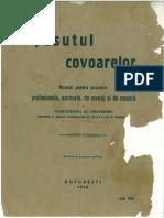 Tesutul Covoarelor Alexandrina Gheorghiu Bucuresti 1932
