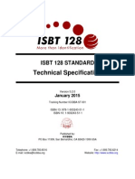 ST 001 ISBT 128 Standard Technical Specification v5.2.0