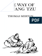 The Way of Chuang Tzu - Thomas Merton