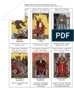 graphic about Printable Tarot Cards With Meanings Pdf named Common Goddess-Tarot Playing cards
