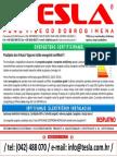 TESLA - Energetsko Certificiranje - Letak - A4