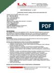 TESLA - Reference List - En - Ver140502
