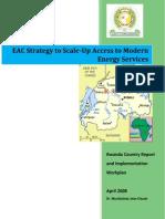 Rwanda Country Report