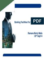 Banking Facilities Pharma