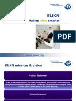 Presentation Making Cities Smarter EKN