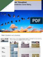 SAP-Kurumsal Risk Yönetimi