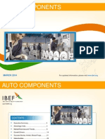 Auto Components March 2014