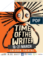 Time of the Writer 2015