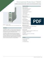 Siemens 7sj600 Catalog Sip e7