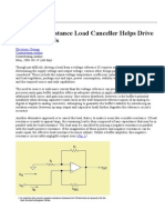 Negative-Resistance Load Canceller Helps Drive Heavy Loads Mar 19, 2001