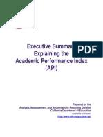 A Pi Exec Summary