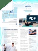Servicio de Rehabilitacion y Fisioterapia Del Hospital La Milagrosa