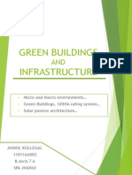 GREEN Building Infrastructure