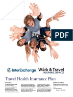 Work Travel Brochure
