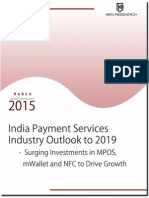 India M-Payment Market Trends and Development Report