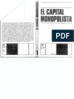 Baran, Paul - Sweezy, Paul - El Capital Monopolista
