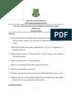Soalan Tugasan PKU3143 2015