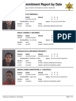 Peoria County booking sheet 03/13/15