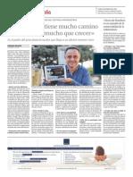 Articulo La Voz de Galicia Rodrigo