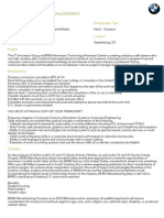 Data Overview - 50303896 Summer 2015 CS-CE-IT Intern (FG-26)