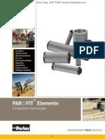 HFD Catalog Par Fit