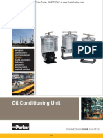 HFD Catalog Oil Conditioning Units