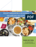 Vegetarijanska Kuhinja - Odabrani vegetarijanski recepti.pdf