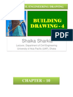 11. Chapter - 10 (Building Drawing - 4)