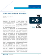 What Next for Indian Arbitration Article2