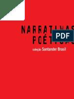 Catálogo Narrativas Poéticas Coleção Santander Brasil