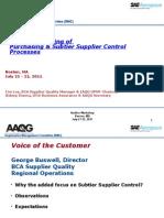 Subtier Control Presentation