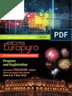 Info Flyer EuroPyro IPS 2015