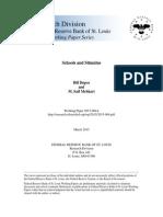 Schools and Stimulus