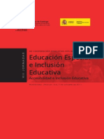 VIII Jornadas de Cooperación en Educación Especial e Inclusiva