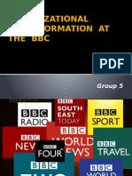 BBC - Strategic Implementation