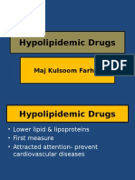 Hypolipidaemic Drugs