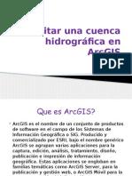 delimitarunacuencahidrogrficaenarcgis-131114131456-phpapp02