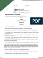 Decreto 19.890- 1931 Reforma Francisco Campos