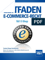 Guidelines E-Commerce Law De
