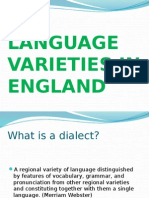 BRITISH DIALECTS_presentación Inglés