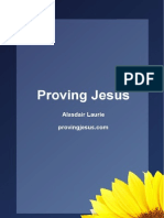 Proving Jesus