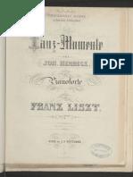 Herbeck-Liszt - TanzMomente