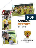 Annual Report Draft 2014-15 v1.0